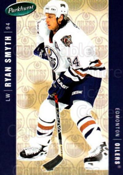 2005-06 Parkhurst #189 Ryan Smyth<br/>7 In Stock - $1.00 each - <a href=https://centericecollectibles.foxycart.com/cart?name=2005-06%20Parkhurst%20%23189%20Ryan%20Smyth...&quantity_max=7&price=$1.00&code=127739 class=foxycart> Buy it now! </a>