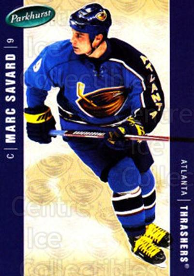 2005-06 Parkhurst #19 Marc Savard<br/>6 In Stock - $1.00 each - <a href=https://centericecollectibles.foxycart.com/cart?name=2005-06%20Parkhurst%20%2319%20Marc%20Savard...&quantity_max=6&price=$1.00&code=127740 class=foxycart> Buy it now! </a>
