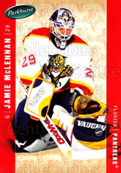 2005-06 Parkhurst #212 Jamie McLennan<br/>2 In Stock - $1.00 each - <a href=https://centericecollectibles.foxycart.com/cart?name=2005-06%20Parkhurst%20%23212%20Jamie%20McLennan...&quantity_max=2&price=$1.00&code=127766 class=foxycart> Buy it now! </a>