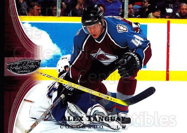 2005-06 UD Power Play #23 Alex Tanguay<br/>5 In Stock - $1.00 each - <a href=https://centericecollectibles.foxycart.com/cart?name=2005-06%20UD%20Power%20Play%20%2323%20Alex%20Tanguay...&quantity_max=5&price=$1.00&code=128473 class=foxycart> Buy it now! </a>