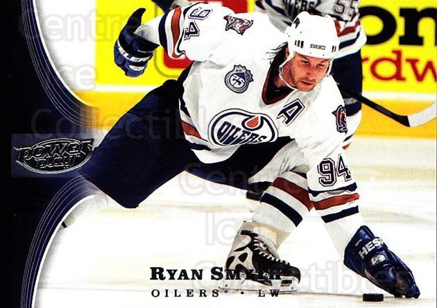 2005-06 UD Power Play #37 Ryan Smyth<br/>5 In Stock - $1.00 each - <a href=https://centericecollectibles.foxycart.com/cart?name=2005-06%20UD%20Power%20Play%20%2337%20Ryan%20Smyth...&quantity_max=5&price=$1.00&code=128487 class=foxycart> Buy it now! </a>