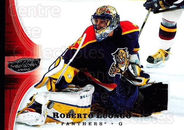 2005-06 UD Power Play #39 Roberto Luongo<br/>5 In Stock - $2.00 each - <a href=https://centericecollectibles.foxycart.com/cart?name=2005-06%20UD%20Power%20Play%20%2339%20Roberto%20Luongo...&quantity_max=5&price=$2.00&code=128489 class=foxycart> Buy it now! </a>