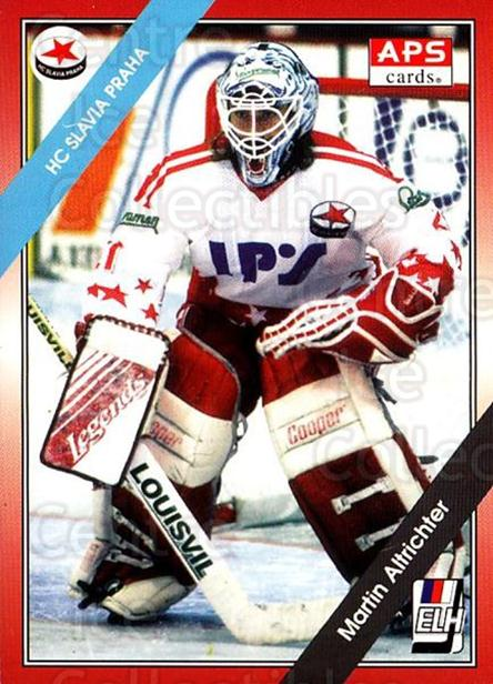 1994-95 Czech APS Extraliga #250 Martin Altrichter<br/>3 In Stock - $2.00 each - <a href=https://centericecollectibles.foxycart.com/cart?name=1994-95%20Czech%20APS%20Extraliga%20%23250%20Martin%20Altricht...&price=$2.00&code=1284 class=foxycart> Buy it now! </a>