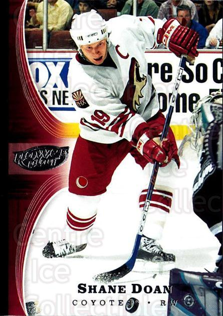 2005-06 UD Power Play #69 Shane Doan<br/>5 In Stock - $1.00 each - <a href=https://centericecollectibles.foxycart.com/cart?name=2005-06%20UD%20Power%20Play%20%2369%20Shane%20Doan...&quantity_max=5&price=$1.00&code=128516 class=foxycart> Buy it now! </a>