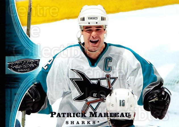 2005-06 UD Power Play #75 Patrick Marleau<br/>4 In Stock - $1.00 each - <a href=https://centericecollectibles.foxycart.com/cart?name=2005-06%20UD%20Power%20Play%20%2375%20Patrick%20Marleau...&quantity_max=4&price=$1.00&code=128523 class=foxycart> Buy it now! </a>