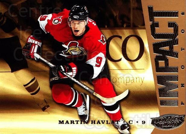 2005-06 UD Power Play #98 Martin Havlat<br/>1 In Stock - $2.00 each - <a href=https://centericecollectibles.foxycart.com/cart?name=2005-06%20UD%20Power%20Play%20%2398%20Martin%20Havlat...&quantity_max=1&price=$2.00&code=128541 class=foxycart> Buy it now! </a>