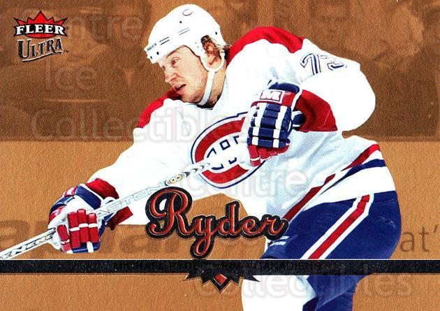 2005-06 Ultra Gold #107 Michael Ryder<br/>1 In Stock - $2.00 each - <a href=https://centericecollectibles.foxycart.com/cart?name=2005-06%20Ultra%20Gold%20%23107%20Michael%20Ryder...&quantity_max=1&price=$2.00&code=128572 class=foxycart> Buy it now! </a>