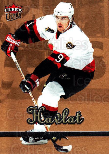 2005-06 Ultra Gold #136 Martin Havlat<br/>5 In Stock - $2.00 each - <a href=https://centericecollectibles.foxycart.com/cart?name=2005-06%20Ultra%20Gold%20%23136%20Martin%20Havlat...&quantity_max=5&price=$2.00&code=128597 class=foxycart> Buy it now! </a>