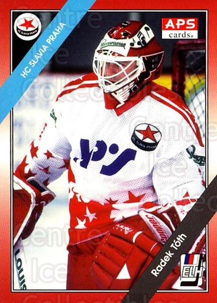 1994-95 Czech APS Extraliga #251 Radek Toth<br/>1 In Stock - $2.00 each - <a href=https://centericecollectibles.foxycart.com/cart?name=1994-95%20Czech%20APS%20Extraliga%20%23251%20Radek%20Toth...&quantity_max=1&price=$2.00&code=1285 class=foxycart> Buy it now! </a>