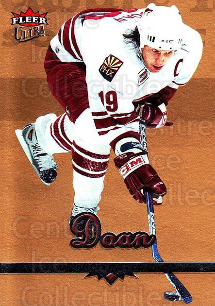 2005-06 Ultra Gold #148 Shane Doan<br/>4 In Stock - $2.00 each - <a href=https://centericecollectibles.foxycart.com/cart?name=2005-06%20Ultra%20Gold%20%23148%20Shane%20Doan...&quantity_max=4&price=$2.00&code=128609 class=foxycart> Buy it now! </a>