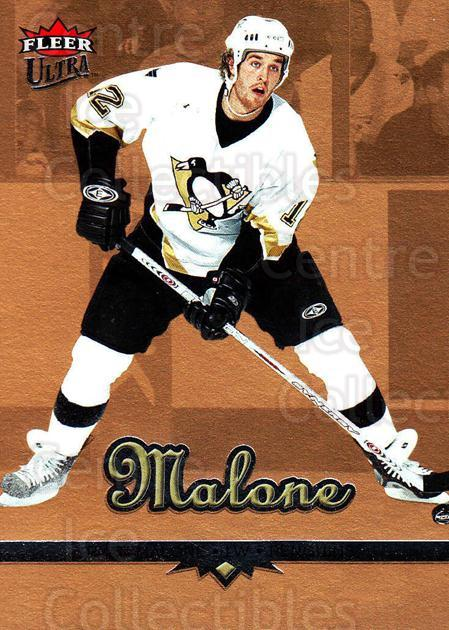 2005-06 Ultra Gold #158 Ryan Malone<br/>4 In Stock - $2.00 each - <a href=https://centericecollectibles.foxycart.com/cart?name=2005-06%20Ultra%20Gold%20%23158%20Ryan%20Malone...&quantity_max=4&price=$2.00&code=128619 class=foxycart> Buy it now! </a>