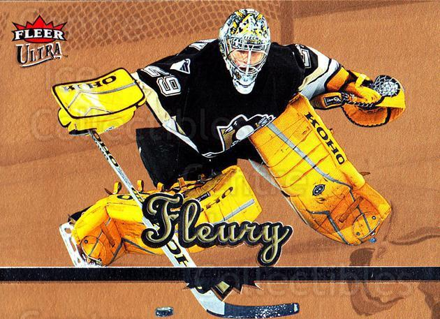 2005-06 Ultra Gold #159 Marc-Andre Fleury<br/>1 In Stock - $2.00 each - <a href=https://centericecollectibles.foxycart.com/cart?name=2005-06%20Ultra%20Gold%20%23159%20Marc-Andre%20Fleu...&quantity_max=1&price=$2.00&code=128620 class=foxycart> Buy it now! </a>