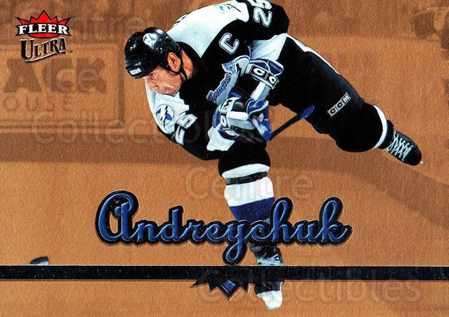 2005-06 Ultra Gold #177 Dave Andreychuk<br/>6 In Stock - $2.00 each - <a href=https://centericecollectibles.foxycart.com/cart?name=2005-06%20Ultra%20Gold%20%23177%20Dave%20Andreychuk...&quantity_max=6&price=$2.00&code=128640 class=foxycart> Buy it now! </a>