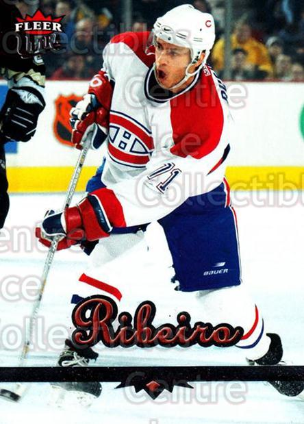2005-06 Ultra #106 Mike Ribeiro<br/>12 In Stock - $1.00 each - <a href=https://centericecollectibles.foxycart.com/cart?name=2005-06%20Ultra%20%23106%20Mike%20Ribeiro...&quantity_max=12&price=$1.00&code=128719 class=foxycart> Buy it now! </a>