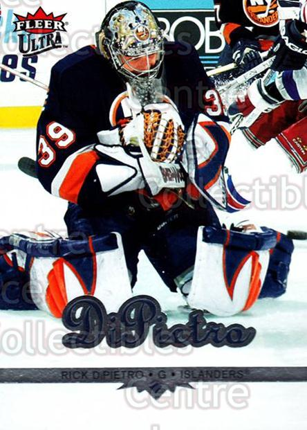 2005-06 Ultra #122 Rick DiPietro<br/>10 In Stock - $1.00 each - <a href=https://centericecollectibles.foxycart.com/cart?name=2005-06%20Ultra%20%23122%20Rick%20DiPietro...&quantity_max=10&price=$1.00&code=128731 class=foxycart> Buy it now! </a>
