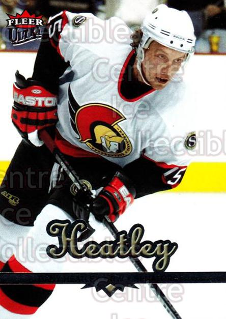 2005-06 Ultra #135 Dany Heatley<br/>11 In Stock - $1.00 each - <a href=https://centericecollectibles.foxycart.com/cart?name=2005-06%20Ultra%20%23135%20Dany%20Heatley...&quantity_max=11&price=$1.00&code=128745 class=foxycart> Buy it now! </a>