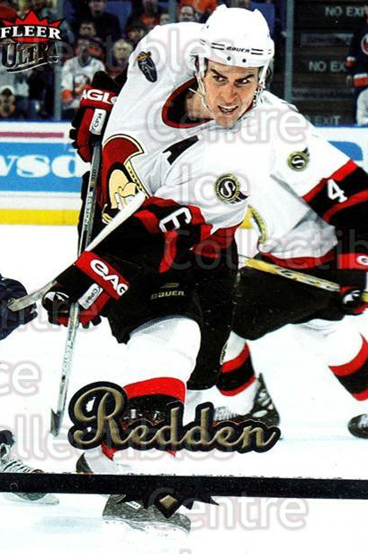 2005-06 Ultra #137 Wade Redden<br/>9 In Stock - $1.00 each - <a href=https://centericecollectibles.foxycart.com/cart?name=2005-06%20Ultra%20%23137%20Wade%20Redden...&quantity_max=9&price=$1.00&code=128747 class=foxycart> Buy it now! </a>