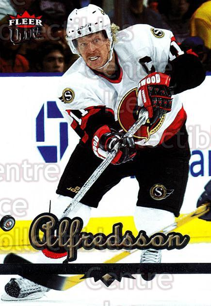 2005-06 Ultra #139 Daniel Alfredsson<br/>11 In Stock - $1.00 each - <a href=https://centericecollectibles.foxycart.com/cart?name=2005-06%20Ultra%20%23139%20Daniel%20Alfredss...&quantity_max=11&price=$1.00&code=128749 class=foxycart> Buy it now! </a>
