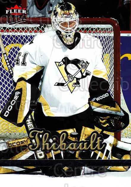 2005-06 Ultra #153 Jocelyn Thibault<br/>9 In Stock - $1.00 each - <a href=https://centericecollectibles.foxycart.com/cart?name=2005-06%20Ultra%20%23153%20Jocelyn%20Thibaul...&quantity_max=9&price=$1.00&code=128765 class=foxycart> Buy it now! </a>