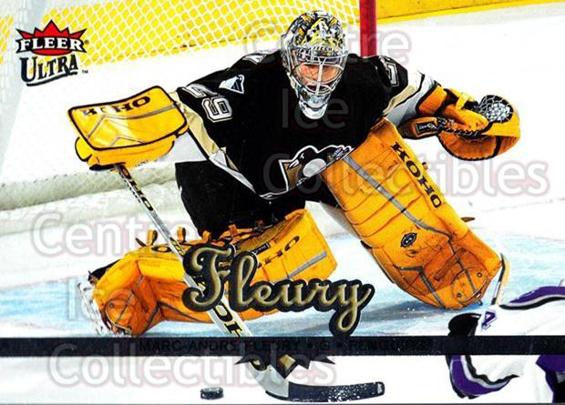 2005-06 Ultra #159 Marc-Andre Fleury<br/>1 In Stock - $2.00 each - <a href=https://centericecollectibles.foxycart.com/cart?name=2005-06%20Ultra%20%23159%20Marc-Andre%20Fleu...&quantity_max=1&price=$2.00&code=128771 class=foxycart> Buy it now! </a>