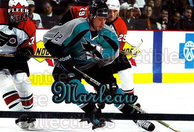 2005-06 Ultra #161 Patrick Marleau<br/>11 In Stock - $1.00 each - <a href=https://centericecollectibles.foxycart.com/cart?name=2005-06%20Ultra%20%23161%20Patrick%20Marleau...&quantity_max=11&price=$1.00&code=128774 class=foxycart> Buy it now! </a>