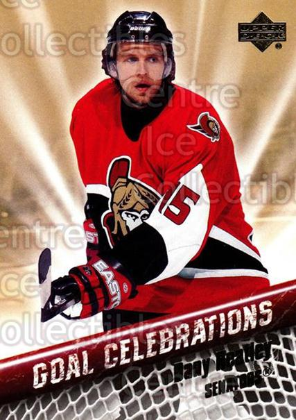 2005-06 Upper Deck Goal Celebrations #2 Dany Heatley<br/>5 In Stock - $2.00 each - <a href=https://centericecollectibles.foxycart.com/cart?name=2005-06%20Upper%20Deck%20Goal%20Celebrations%20%232%20Dany%20Heatley...&quantity_max=5&price=$2.00&code=128920 class=foxycart> Buy it now! </a>