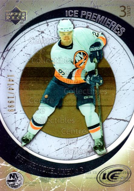 2005-06 UD Ice #134 Petteri Nokelainen<br/>2 In Stock - $3.00 each - <a href=https://centericecollectibles.foxycart.com/cart?name=2005-06%20UD%20Ice%20%23134%20Petteri%20Nokelai...&quantity_max=2&price=$3.00&code=128954 class=foxycart> Buy it now! </a>