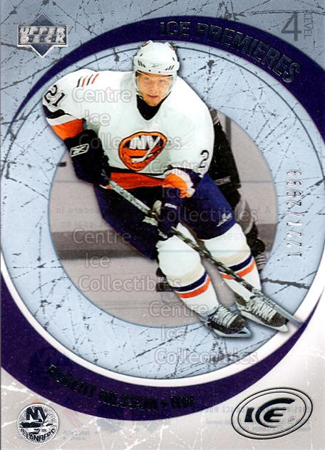 2005-06 UD Ice #173 Robert Nilsson<br/>2 In Stock - $3.00 each - <a href=https://centericecollectibles.foxycart.com/cart?name=2005-06%20UD%20Ice%20%23173%20Robert%20Nilsson...&quantity_max=2&price=$3.00&code=128986 class=foxycart> Buy it now! </a>