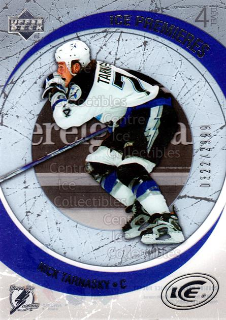 2005-06 UD Ice #207 Nick Tarnasky<br/>3 In Stock - $3.00 each - <a href=https://centericecollectibles.foxycart.com/cart?name=2005-06%20UD%20Ice%20%23207%20Nick%20Tarnasky...&quantity_max=3&price=$3.00&code=129013 class=foxycart> Buy it now! </a>