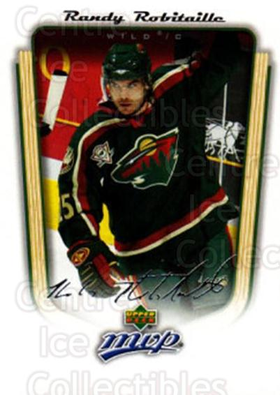 2005-06 Upper Deck MVP #224 Randy Robitaille<br/>4 In Stock - $1.00 each - <a href=https://centericecollectibles.foxycart.com/cart?name=2005-06%20Upper%20Deck%20MVP%20%23224%20Randy%20Robitaill...&quantity_max=4&price=$1.00&code=129219 class=foxycart> Buy it now! </a>