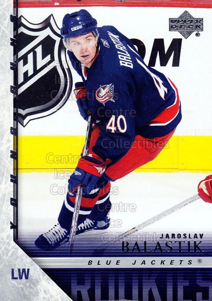 2005-06 Upper Deck #239 Jaroslav Balastik<br/>1 In Stock - $5.00 each - <a href=https://centericecollectibles.foxycart.com/cart?name=2005-06%20Upper%20Deck%20%23239%20Jaroslav%20Balast...&quantity_max=1&price=$5.00&code=129507 class=foxycart> Buy it now! </a>