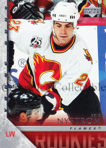2005-06 Upper Deck #448 Eric Nystrom<br/>11 In Stock - $5.00 each - <a href=https://centericecollectibles.foxycart.com/cart?name=2005-06%20Upper%20Deck%20%23448%20Eric%20Nystrom...&quantity_max=11&price=$5.00&code=129511 class=foxycart> Buy it now! </a>