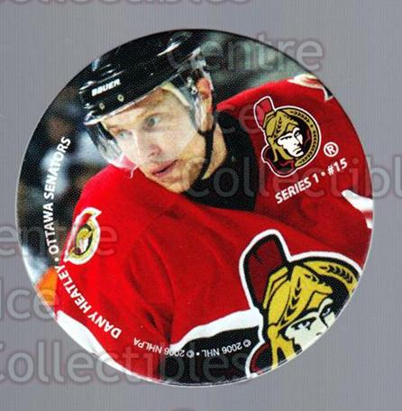 2006 NHL POG #15 Dany Heatley<br/>10 In Stock - $2.00 each - <a href=https://centericecollectibles.foxycart.com/cart?name=2006%20NHL%20POG%20%2315%20Dany%20Heatley...&quantity_max=10&price=$2.00&code=129582 class=foxycart> Buy it now! </a>