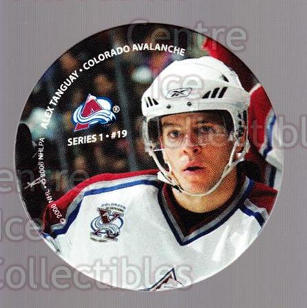 2006 NHL POG #19 Alex Tanguay<br/>7 In Stock - $2.00 each - <a href=https://centericecollectibles.foxycart.com/cart?name=2006%20NHL%20POG%20%2319%20Alex%20Tanguay...&quantity_max=7&price=$2.00&code=129585 class=foxycart> Buy it now! </a>