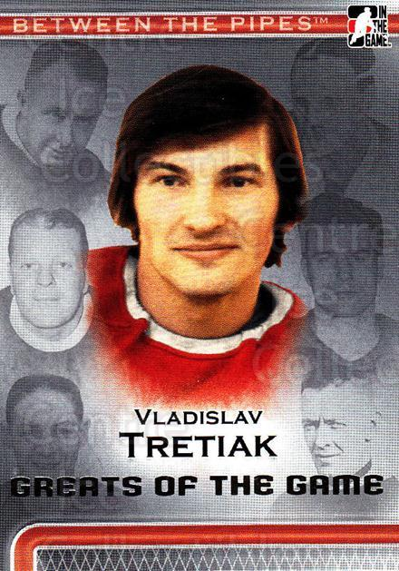 2006-07 Between The Pipes #104 Vladislav Tretiak<br/>3 In Stock - $2.00 each - <a href=https://centericecollectibles.foxycart.com/cart?name=2006-07%20Between%20The%20Pipes%20%23104%20Vladislav%20Treti...&price=$2.00&code=130170 class=foxycart> Buy it now! </a>