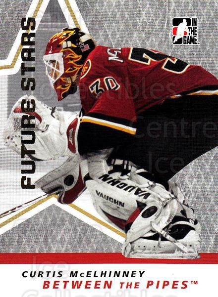 2006-07 Between The Pipes #11 Curtis McElhinney<br/>5 In Stock - $1.00 each - <a href=https://centericecollectibles.foxycart.com/cart?name=2006-07%20Between%20The%20Pipes%20%2311%20Curtis%20McElhinn...&price=$1.00&code=130176 class=foxycart> Buy it now! </a>