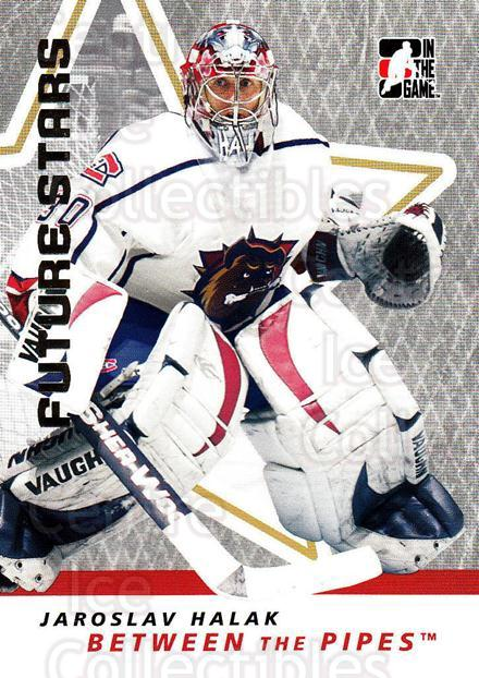 2006-07 Between The Pipes #17 Jaroslav Halak<br/>3 In Stock - $1.00 each - <a href=https://centericecollectibles.foxycart.com/cart?name=2006-07%20Between%20The%20Pipes%20%2317%20Jaroslav%20Halak...&price=$1.00&code=130217 class=foxycart> Buy it now! </a>