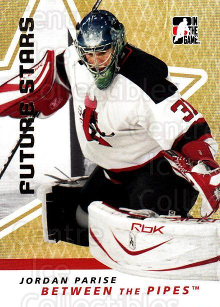 2006-07 Between The Pipes #25 Jordan Parise<br/>3 In Stock - $1.00 each - <a href=https://centericecollectibles.foxycart.com/cart?name=2006-07%20Between%20The%20Pipes%20%2325%20Jordan%20Parise...&price=$1.00&code=130226 class=foxycart> Buy it now! </a>