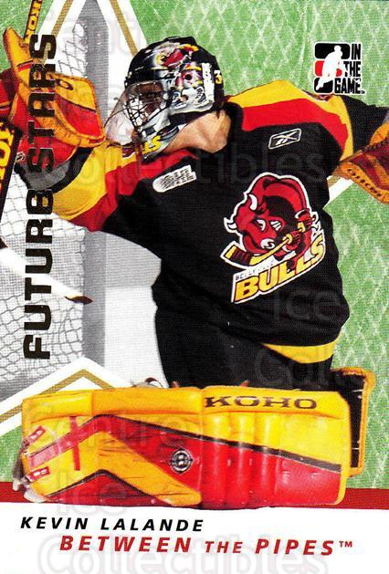2006-07 Between The Pipes #32 Kevin Lalande<br/>3 In Stock - $1.00 each - <a href=https://centericecollectibles.foxycart.com/cart?name=2006-07%20Between%20The%20Pipes%20%2332%20Kevin%20Lalande...&price=$1.00&code=130234 class=foxycart> Buy it now! </a>