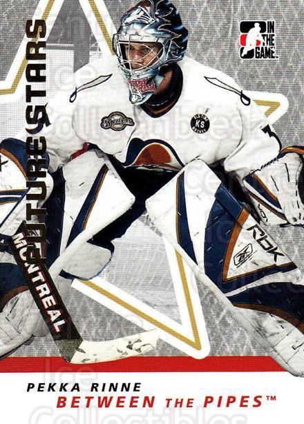 2006-07 Between The Pipes #42 Pekka Rinne<br/>6 In Stock - $1.00 each - <a href=https://centericecollectibles.foxycart.com/cart?name=2006-07%20Between%20The%20Pipes%20%2342%20Pekka%20Rinne...&price=$1.00&code=130245 class=foxycart> Buy it now! </a>
