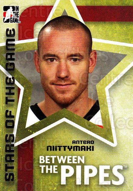 2006-07 Between The Pipes #57 Antero Niittymaki<br/>6 In Stock - $1.00 each - <a href=https://centericecollectibles.foxycart.com/cart?name=2006-07%20Between%20The%20Pipes%20%2357%20Antero%20Niittyma...&price=$1.00&code=130260 class=foxycart> Buy it now! </a>