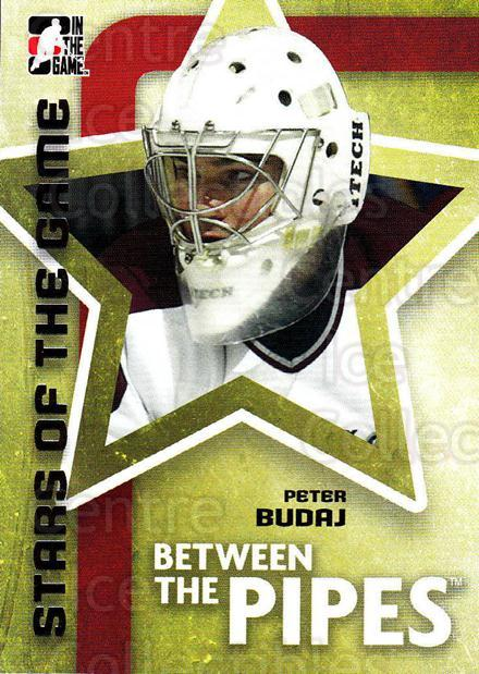 2006-07 Between The Pipes #60 Peter Budaj<br/>5 In Stock - $1.00 each - <a href=https://centericecollectibles.foxycart.com/cart?name=2006-07%20Between%20The%20Pipes%20%2360%20Peter%20Budaj...&price=$1.00&code=130264 class=foxycart> Buy it now! </a>