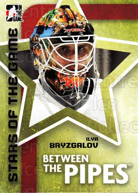 2006-07 Between The Pipes #64 Ilya Bryzgalov<br/>6 In Stock - $1.00 each - <a href=https://centericecollectibles.foxycart.com/cart?name=2006-07%20Between%20The%20Pipes%20%2364%20Ilya%20Bryzgalov...&price=$1.00&code=130268 class=foxycart> Buy it now! </a>