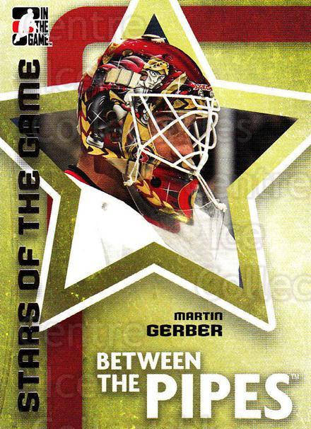 2006-07 Between The Pipes #71 Martin Gerber<br/>5 In Stock - $1.00 each - <a href=https://centericecollectibles.foxycart.com/cart?name=2006-07%20Between%20The%20Pipes%20%2371%20Martin%20Gerber...&price=$1.00&code=130275 class=foxycart> Buy it now! </a>