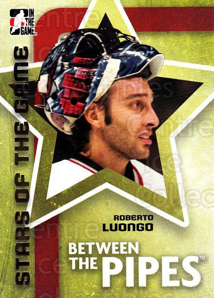 2006-07 Between The Pipes #75 Roberto Luongo<br/>6 In Stock - $1.00 each - <a href=https://centericecollectibles.foxycart.com/cart?name=2006-07%20Between%20The%20Pipes%20%2375%20Roberto%20Luongo...&price=$1.00&code=130279 class=foxycart> Buy it now! </a>