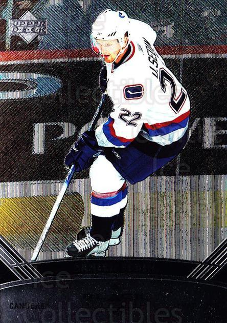 2006-07 Black Diamond #80 Daniel Sedin<br/>4 In Stock - $1.00 each - <a href=https://centericecollectibles.foxycart.com/cart?name=2006-07%20Black%20Diamond%20%2380%20Daniel%20Sedin...&quantity_max=4&price=$1.00&code=130496 class=foxycart> Buy it now! </a>
