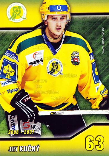 2006-07 Czech HC Vsetin Postcards #6 Jiri Kucny<br/>1 In Stock - $3.00 each - <a href=https://centericecollectibles.foxycart.com/cart?name=2006-07%20Czech%20HC%20Vsetin%20Postcards%20%236%20Jiri%20Kucny...&price=$3.00&code=130645 class=foxycart> Buy it now! </a>
