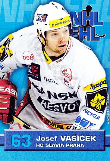 2006-07 Czech NHL ELH Postcards #15 Josef Vasicek<br/>1 In Stock - $3.00 each - <a href=https://centericecollectibles.foxycart.com/cart?name=2006-07%20Czech%20NHL%20ELH%20Postcards%20%2315%20Josef%20Vasicek...&quantity_max=1&price=$3.00&code=130689 class=foxycart> Buy it now! </a>