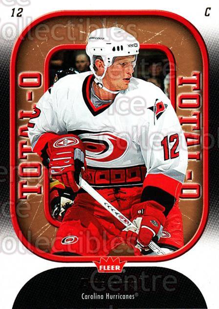 2006-07 Fleer Total O #4 Eric Staal<br/>4 In Stock - $2.00 each - <a href=https://centericecollectibles.foxycart.com/cart?name=2006-07%20Fleer%20Total%20O%20%234%20Eric%20Staal...&quantity_max=4&price=$2.00&code=131270 class=foxycart> Buy it now! </a>