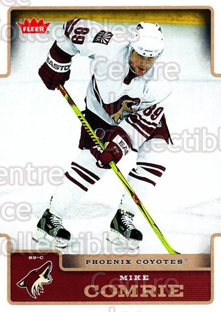2006-07 Fleer #151 Mike Comrie<br/>6 In Stock - $1.00 each - <a href=https://centericecollectibles.foxycart.com/cart?name=2006-07%20Fleer%20%23151%20Mike%20Comrie...&quantity_max=6&price=$1.00&code=131331 class=foxycart> Buy it now! </a>